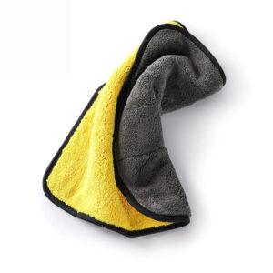 mikrokuituliina universaali keltainen
